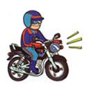 Tips Aman Berkendara Roda 2