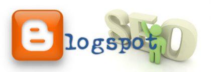 seo pada blogspot